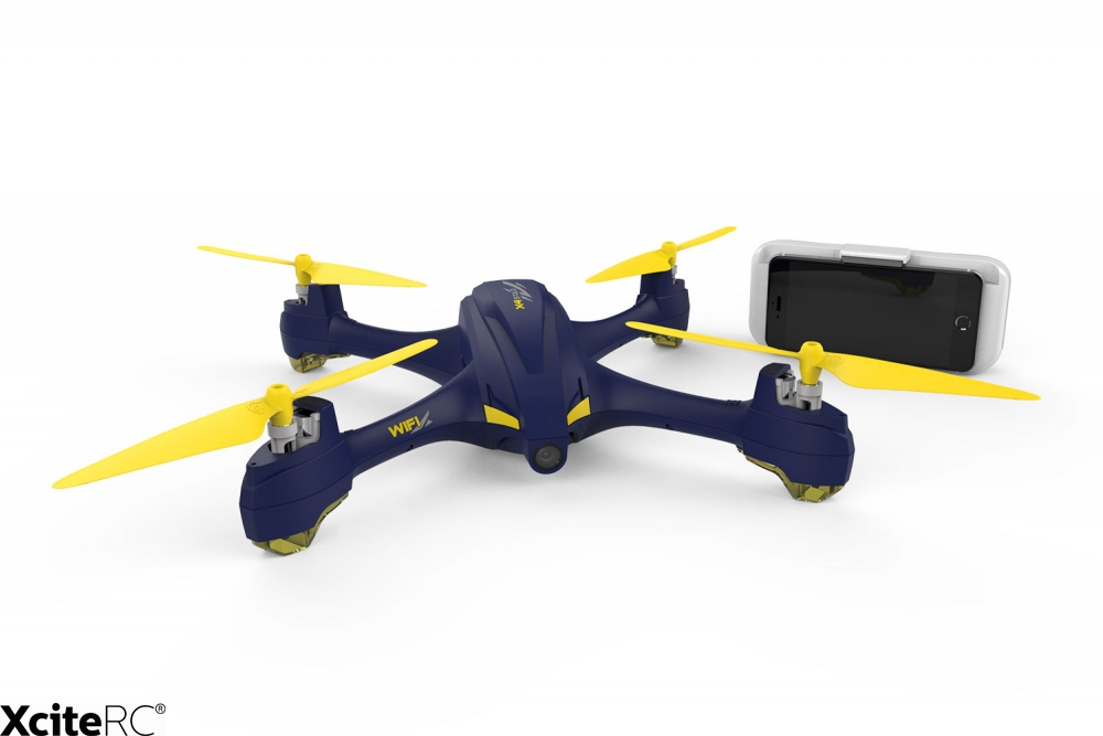 hubsan x4 star pro quadrocopter rtf drohne mit. Black Bedroom Furniture Sets. Home Design Ideas